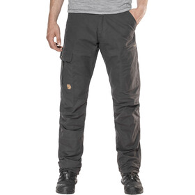 Fjällräven Karl Pro Broek Heren, dark grey